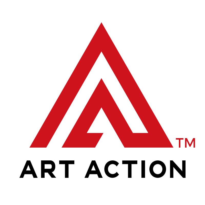 株式会社アートアクション ロゴ イラスト・WEB制作会社